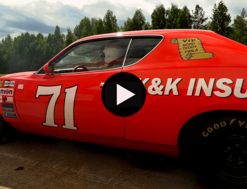 Skyttes Dodge Charger #71