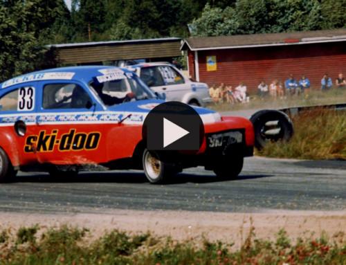 Rallycrosslegenden Grus-Kalle #2
