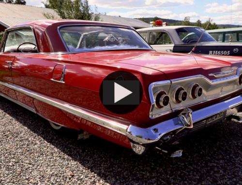 Kenneths kompletta Impalasamling