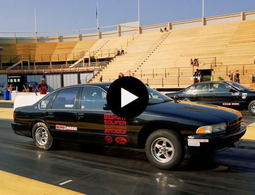 Kent och Bostics Impala SS-farväl i USA
