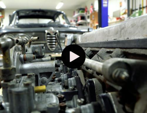 [4K] Bilbygget del 12 – Motor och låda.