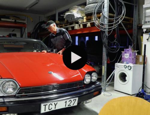Sverkers Jaguar XJ-S V12
