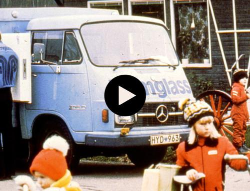 Glassbilen med MOS