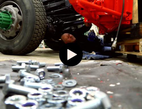 Volvo N10 Turborenovering