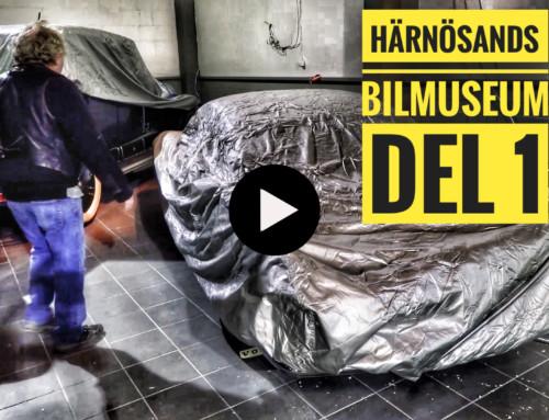 Härnösands bilmuseum del 1