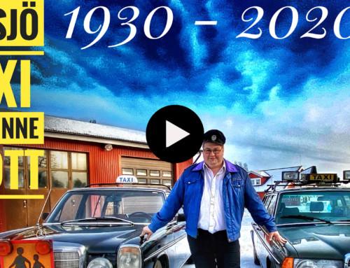 Hissjö Taxi – Ett minne blott