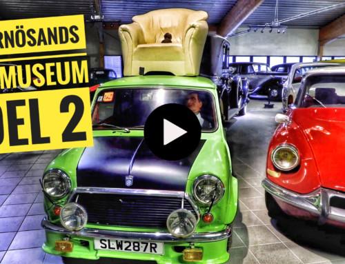 Härnösands bilmuseum del 2