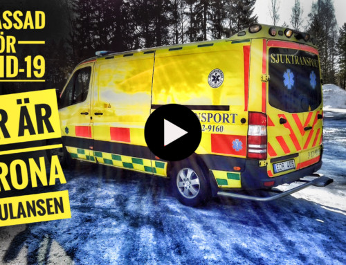 Corona-ambulansen
