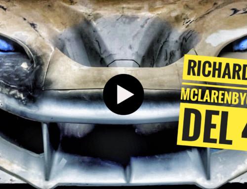 Richard´s McLarenbygge del 4