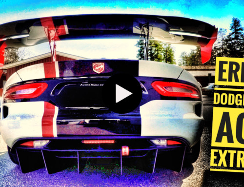 Eriks Dodge Viper ACR Extreme